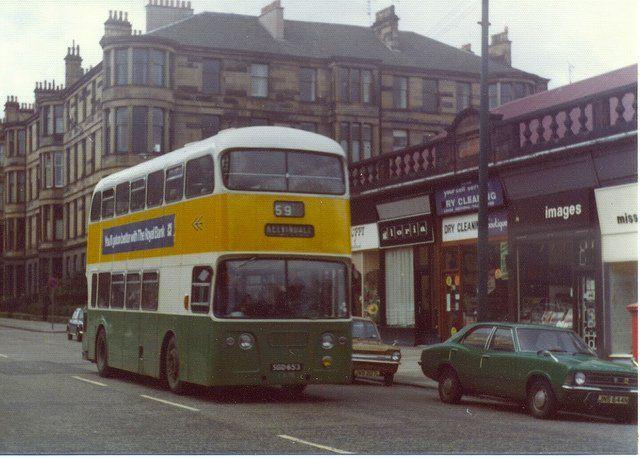 Glasgow: 59 to Kelvindale  (Guy Lowlander) | country