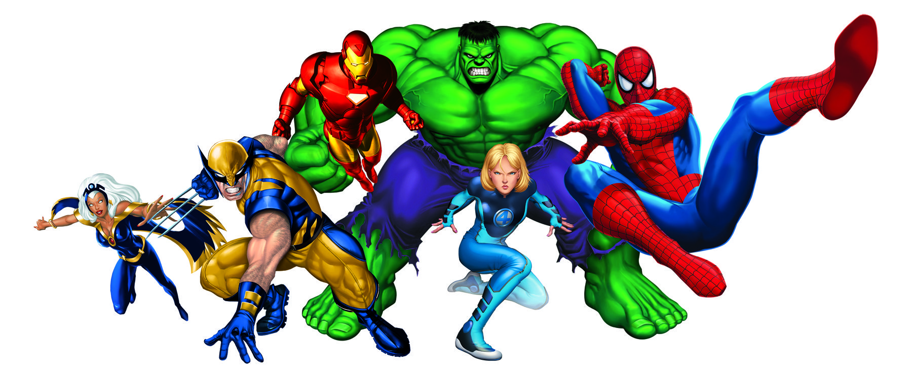 Image result for superheroes