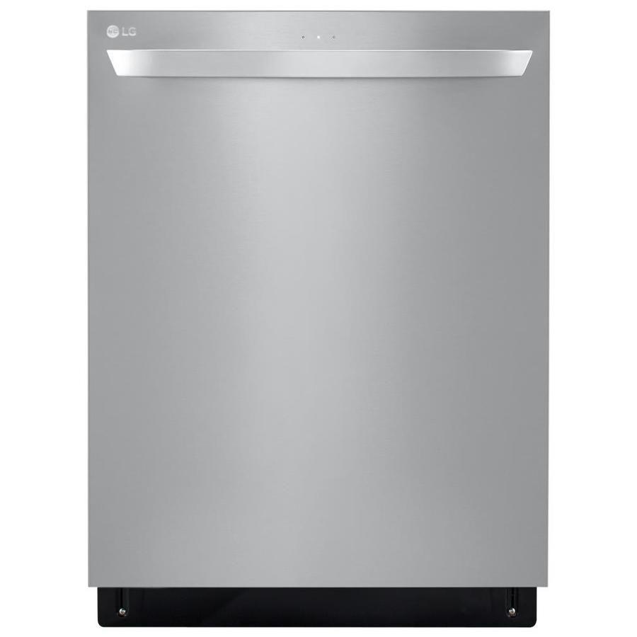 Lg Quad Wash 46 Decibel Built In Dishwasher Stainless Steel