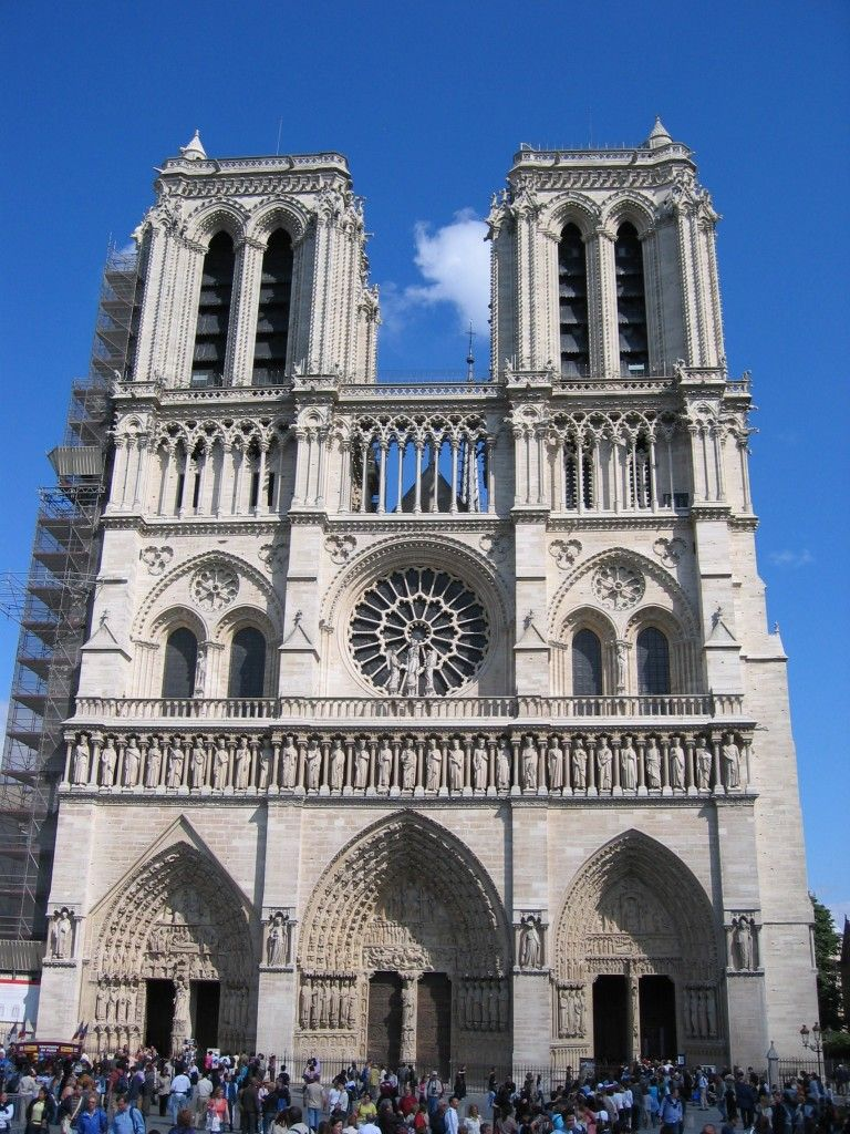 historical places notre dame cathedral famous historical places