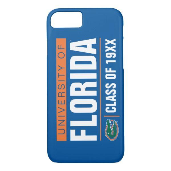 University of Florida Class Year CaseMate iPhone Case