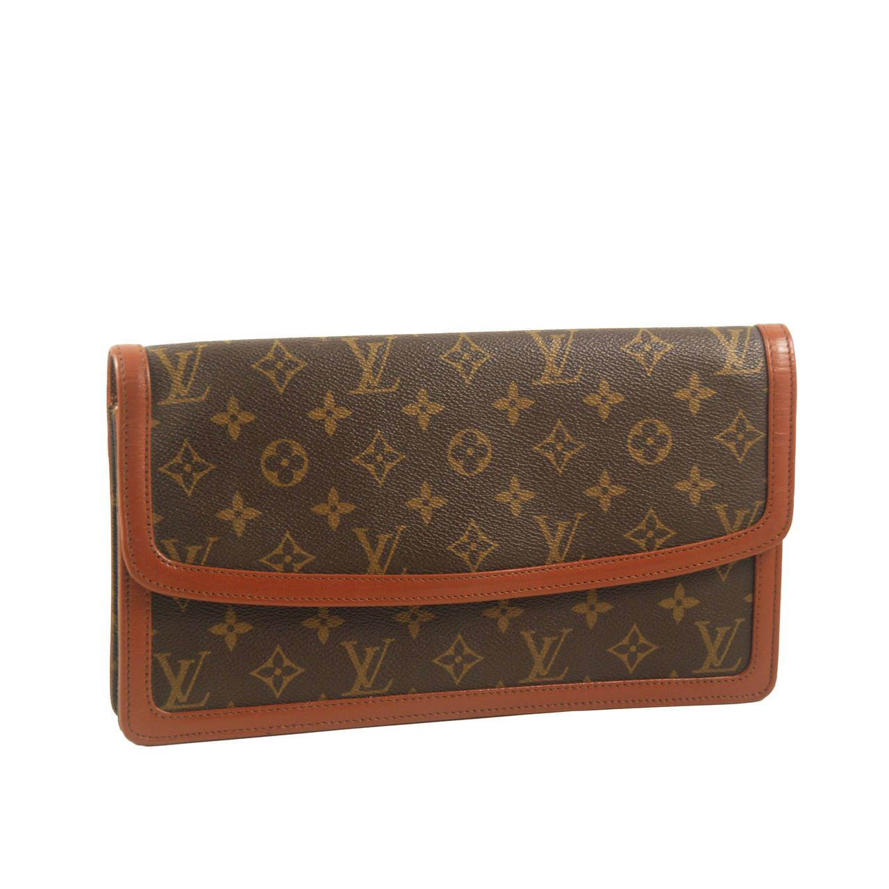 Vintage Louis Vuitton Clutch From A