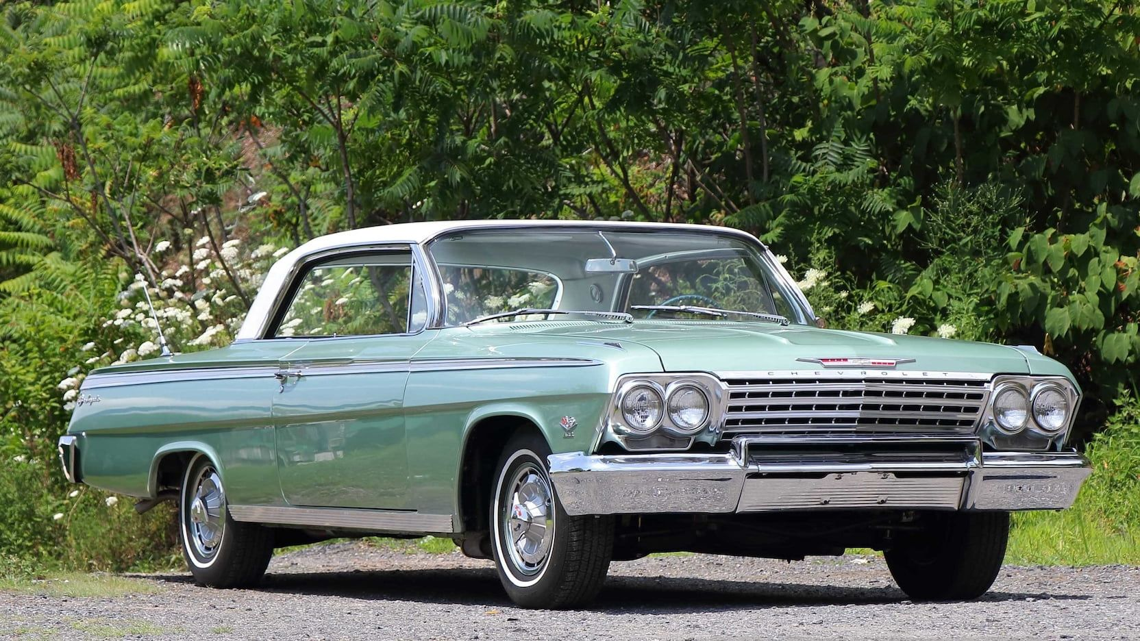 1962 Chevrolet Impala | W141 | Harrisburg 2019 | Mecum Auctions
