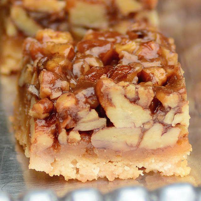 Savoring Time in the Kitchen: Pecan Bars