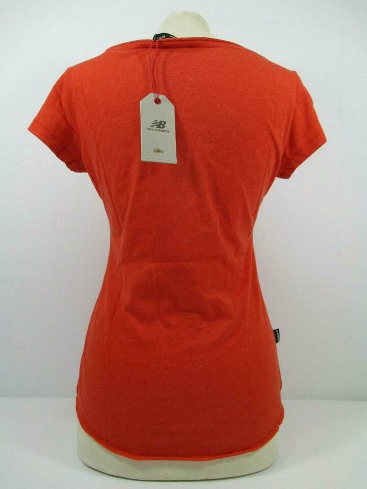 NEW BALANCE T-Shirt Gr. S Damen V-Neck Sommer in Nordrhein ...