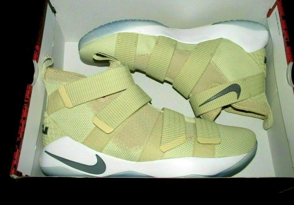 Nike Lebron Soldier XI TB Promo Basketball Shoes Mens 15 ...