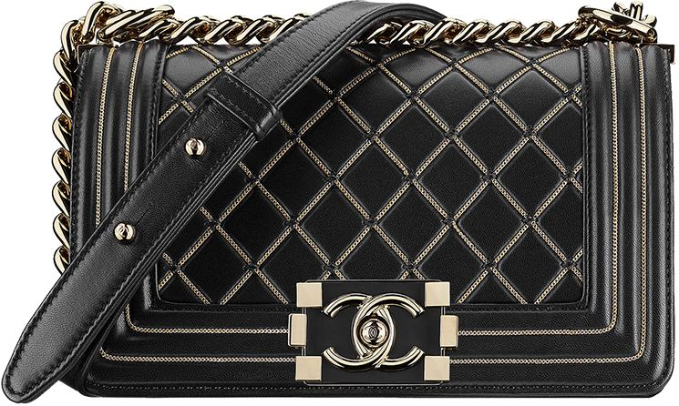 1dc4550c5e61 Chanel Pre-Fall 2017 Classic And Boy Bag Collection