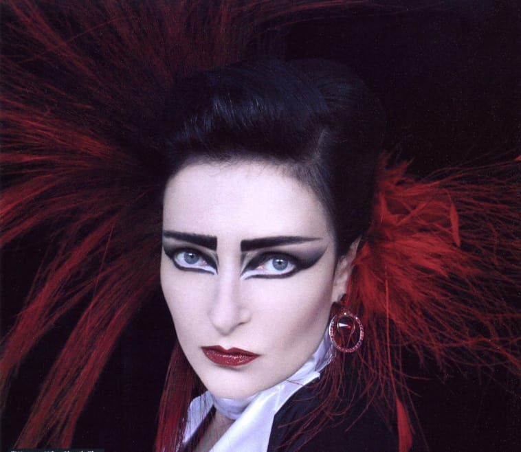 Beauty Dare Siouxsie Sioux Eyeliner Punk Makeup Halloween