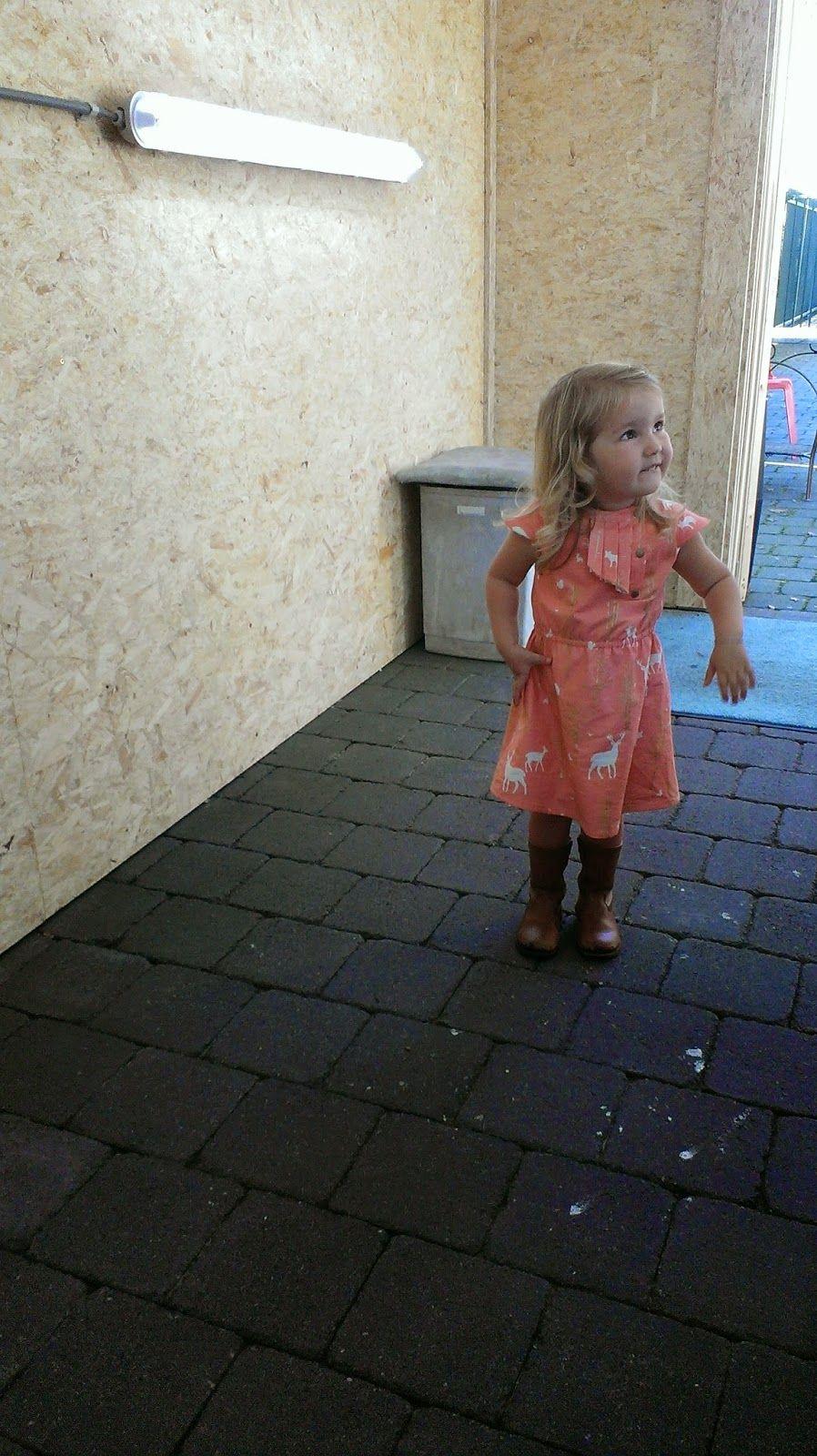 KaatjeNaaisels: Hiep hiep hoera! Hanne is 3 jaar!