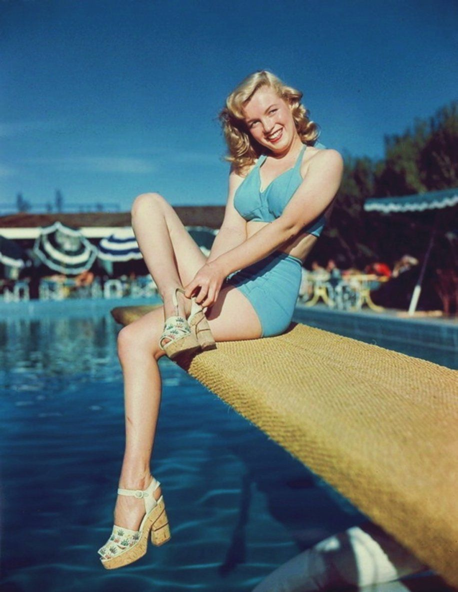 Marilyn Monroe**