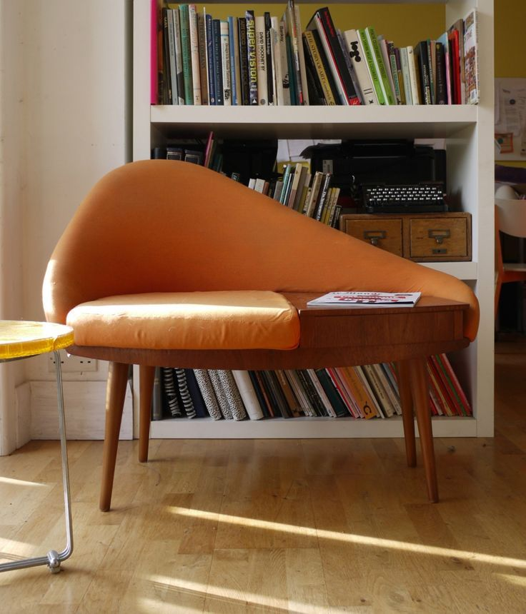 rare Chippy Heath telephone table and seat Retro vintage chair - Pin By Krystin McInerney On Phone Tables Pinterest Phone Table