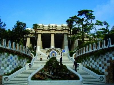 Park Güell - Barcelona City Tour