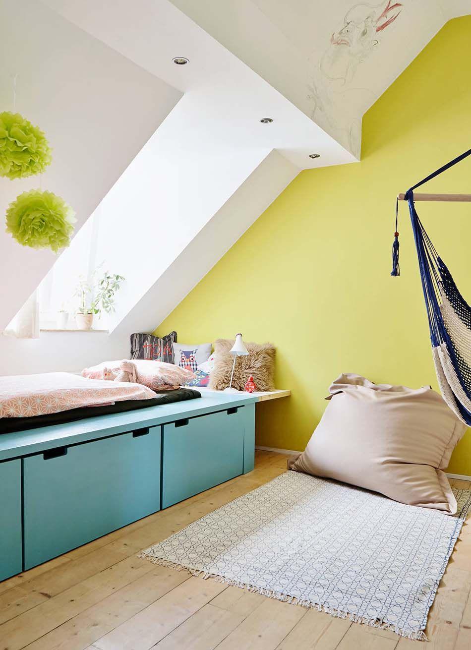 Rangement des jouets au design ludique pour une chambre d enfant propre et rang e rangement - Idee rangement chambre garcon ...