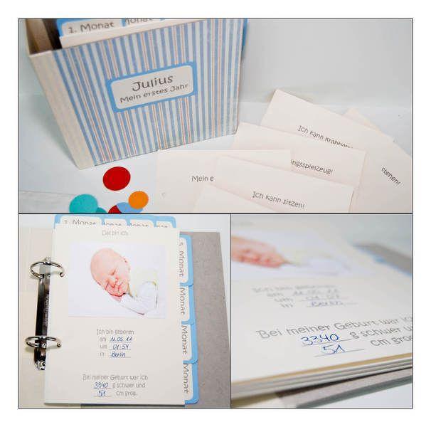 babyalbum mein erstes jahr fotoalbum baby pinterest babyalbum ersten jahr und fotobuch. Black Bedroom Furniture Sets. Home Design Ideas