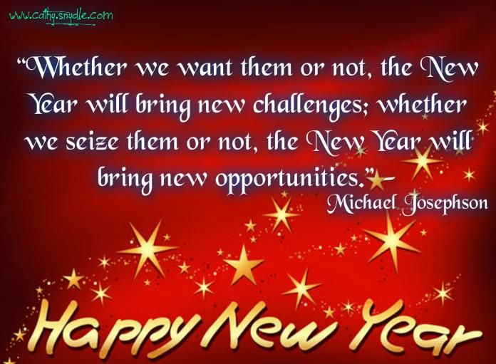 Happy New Year Pictures Quotes: Happy New Year Quotes And Sayings