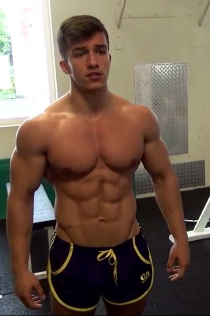 Muscle Sexy Men Gay