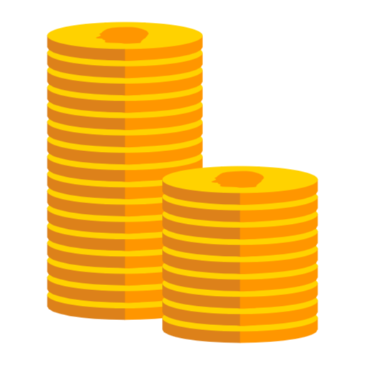 Free Coins Png Svg Icon Coin Icon Social Media Icons Free Icon