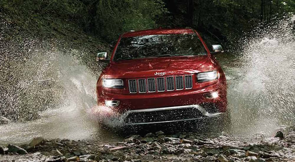 How the Grand Cherokee's Safety Features Can Save a Life