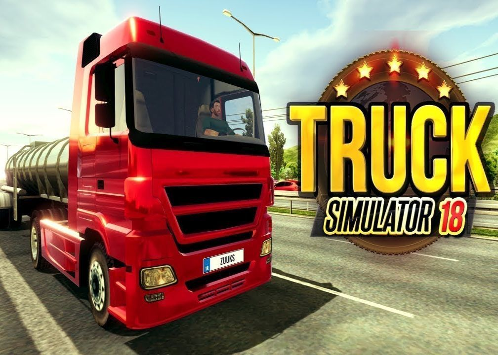truck simulator android games download