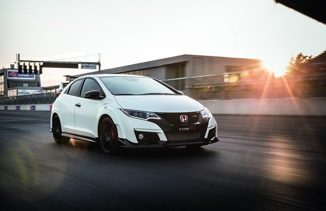 Honda Civic Type R: Máquina fantástica! - Automóveis - Jornal de Negócios