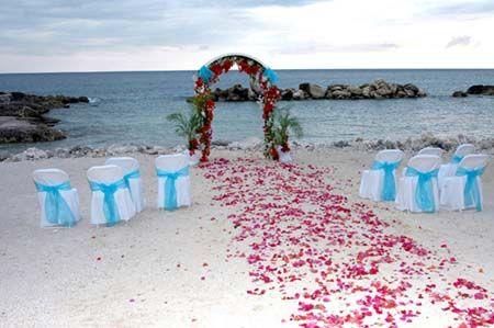 Small Beach Wedding Ideas Cheap Beach Wedding Ideas