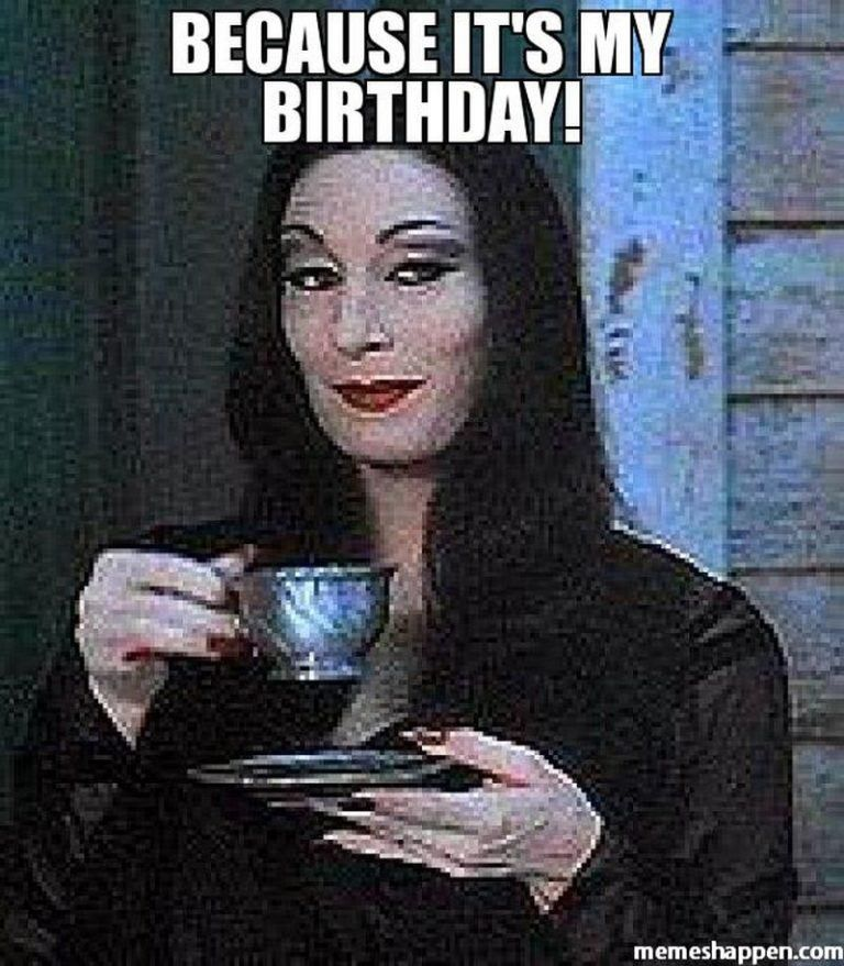 Its Your Birthday Weekend Meme