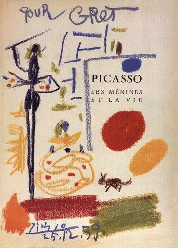 Pablo Picasso - Menines Et La Vie - art prints and posters