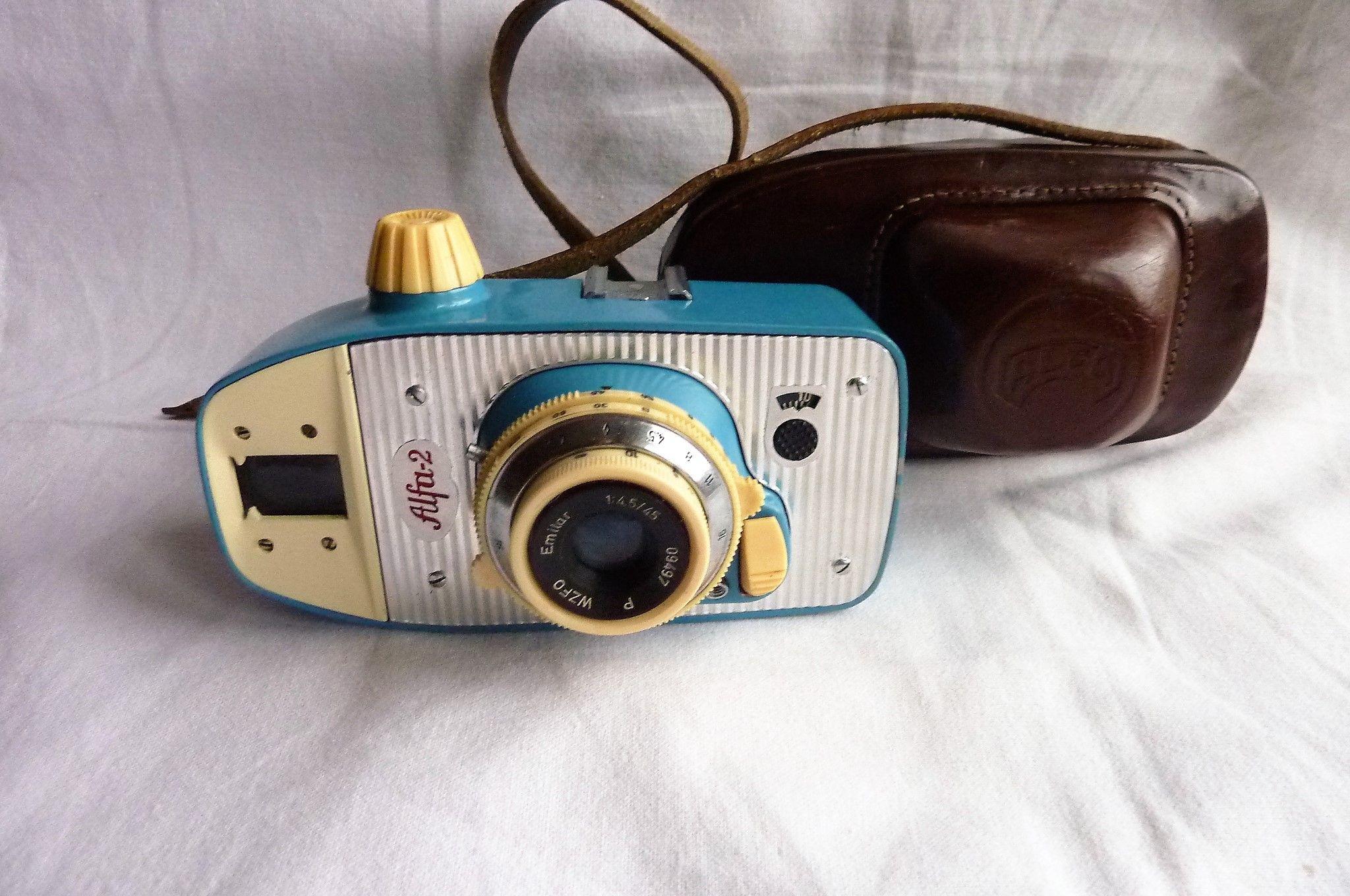 Alfa 2 Jasno Niebieska Bardzo Ladna 6628327146 Oficjalne Archiwum Allegro Vintage Camera Instax Mini Fujifilm Instax Mini