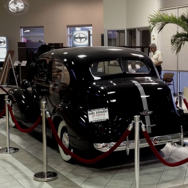 1937 Pontiac First Car Sold By Earl Stewart Sr Car Was Repurchased From Original Buyer Annie Swan 24 Years Later In 1961 Pontiac Things To Sell First Car