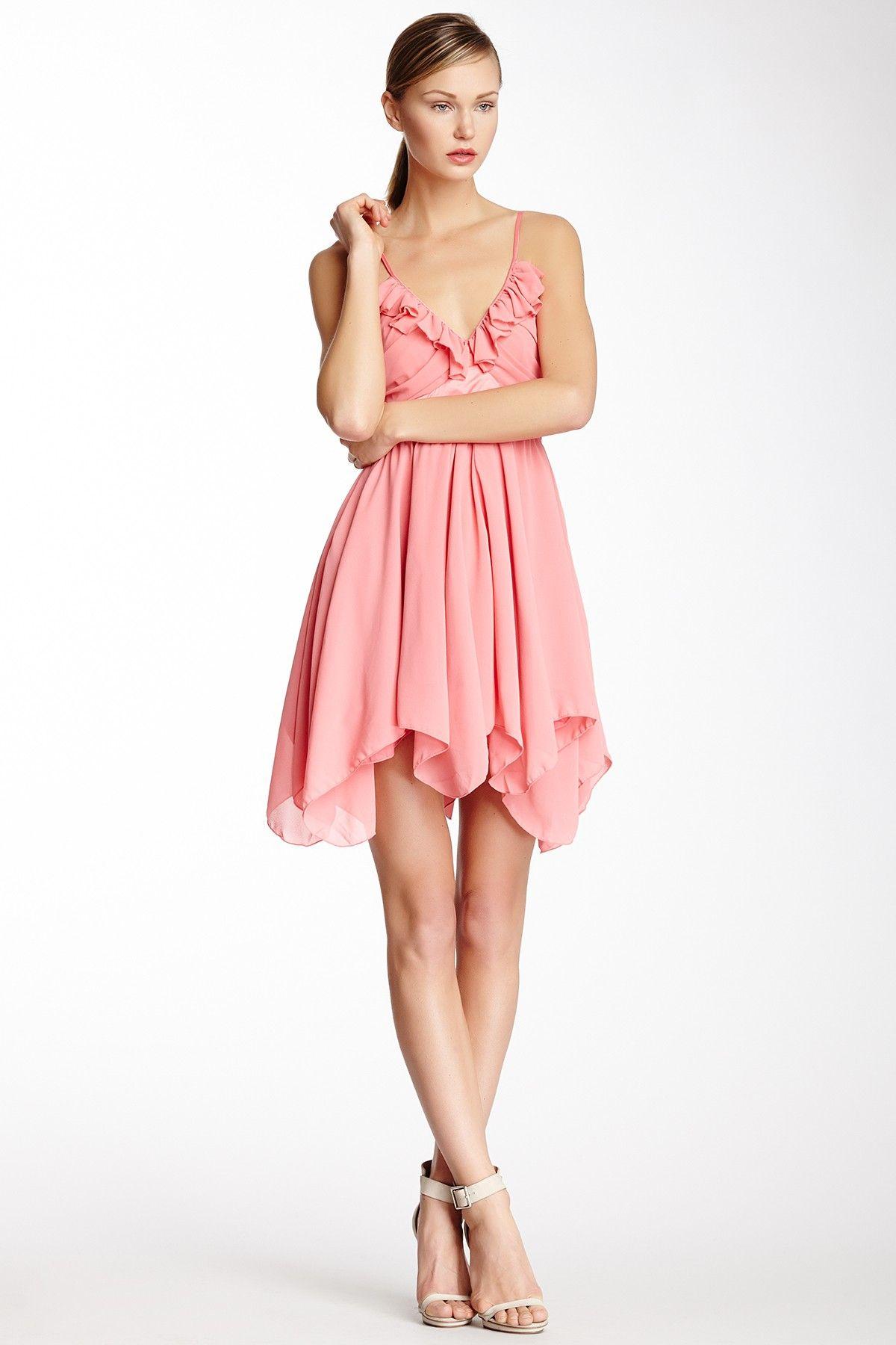 Lavand Sweetheart Ruffle Dress | Fashion | Pinterest | Estilos de ...