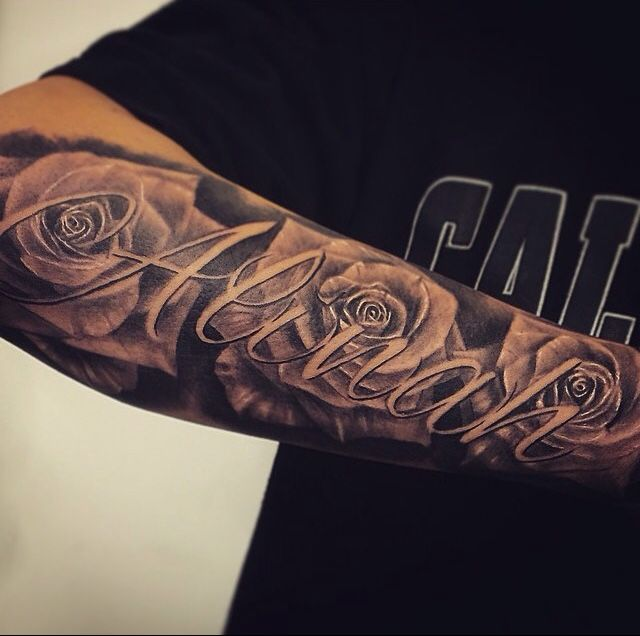 Teddy S Tattoo Ideas Tattoos Baby Name Tattoos Baby Tattoos