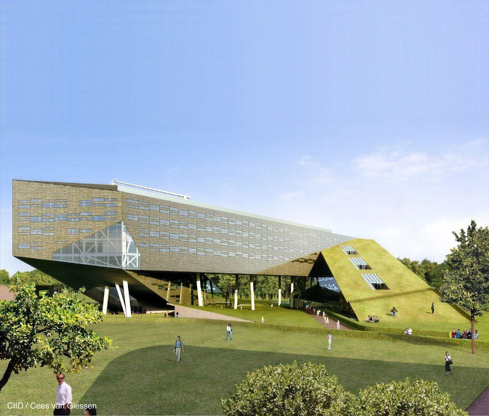 Research Laboratorium Medische Faculteit Rijksuniversiteit Groningen Rug Facade Architecture Architecture Facade
