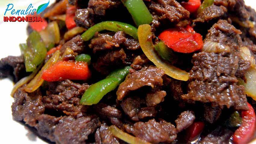 Cara Lengkap Membuat Beef Teriyaki Enak Di Rumah Resep Daging Sapi Resep Daging Masakan Indonesia