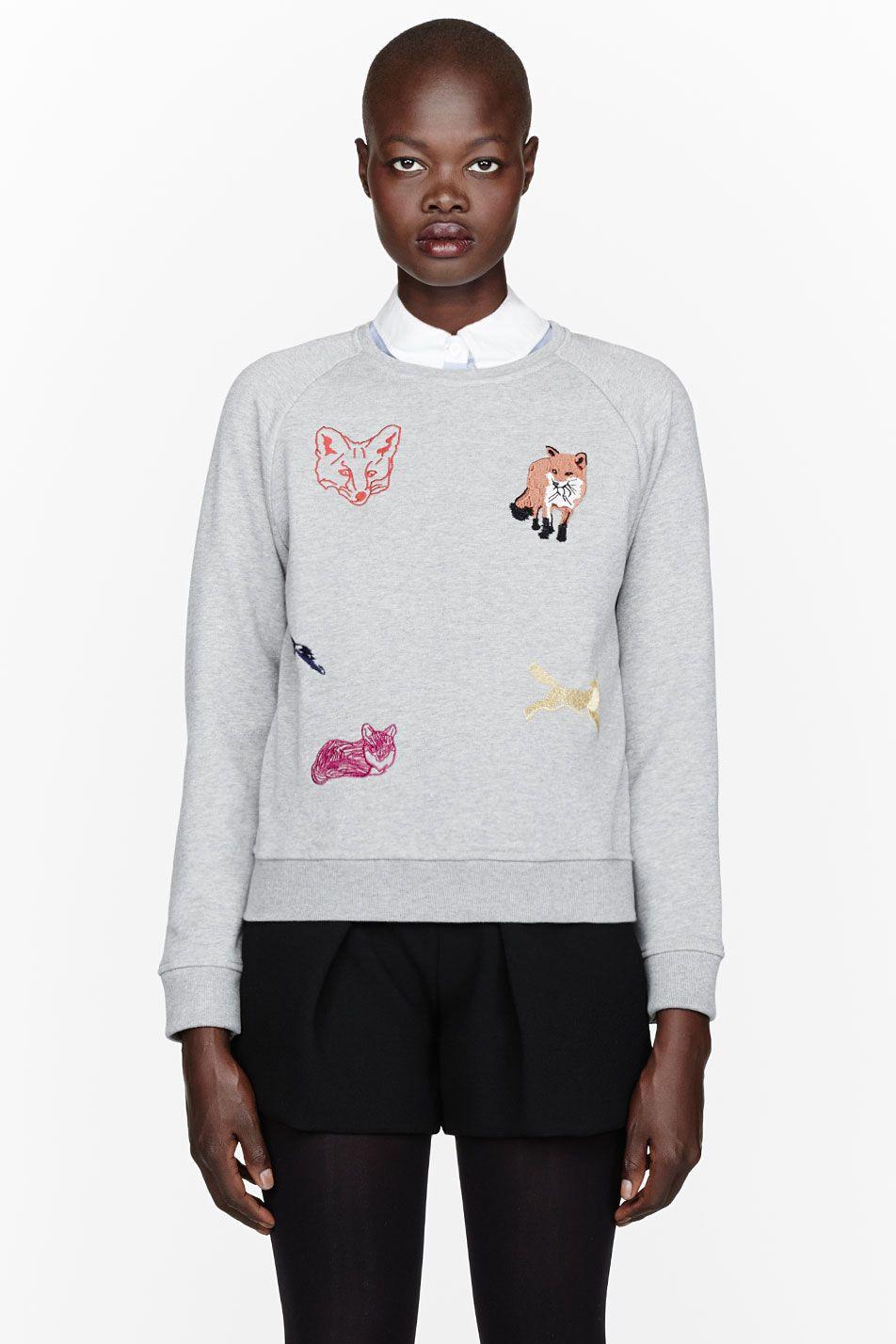 Pin By Ewa Golas On S W E A T E R W E A T H E R I S B E T T E R W E A T H E R Chic Sweatshirt Print Textiles Fashion Fashion Artwork [ 1428 x 952 Pixel ]
