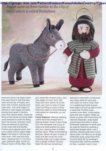 The Nativity Collection - Christmas crochet - Muscaria Amanita - Picasa Web Album