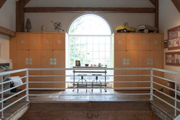 My Houzz Tim Akron Ohio Farmhouse Home Office