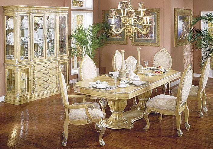 Antique White Dining Room Bd1B34A2D694458B9902F3A5C49Fd71A 704×494  Flooring