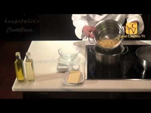 Cómo Cocer Pasta Seca - YouTube