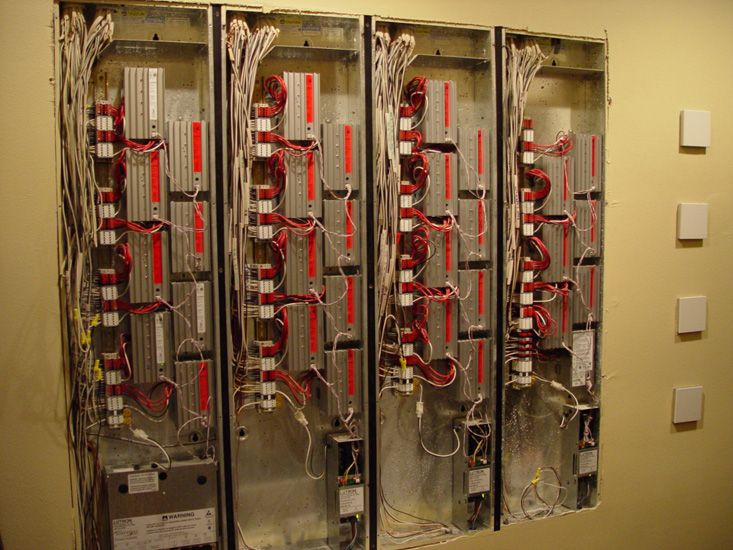Lutron Homeworks Hard Wired Lighting Control Panel this is where – Lutron Fd 12 Wiring-diagram