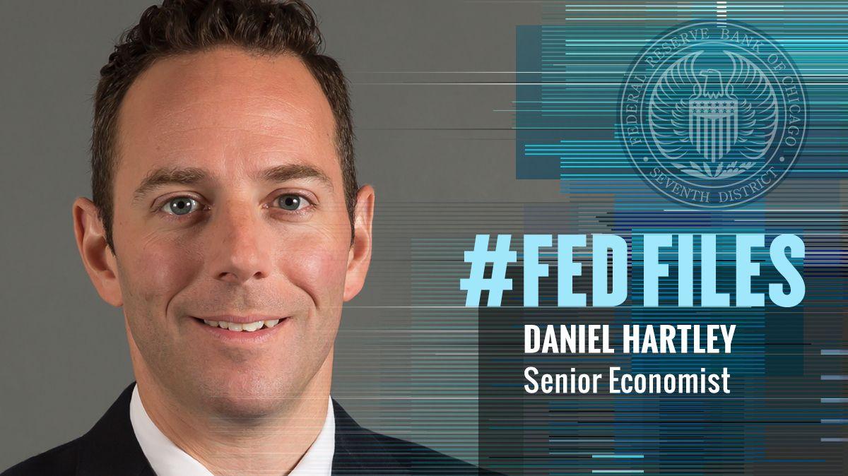 The Fed Files Senior economist Daniel Hartley studies the