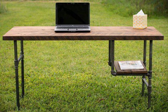 wholesale dealer eae7d 83ff2 Desk , Computer Desk, Barn Wood Table, Home Office, Rustic ...