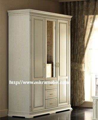 76+ Foto Desain Lemari Kayu Minimalis 3 Pintu Yang Bisa Anda Contoh