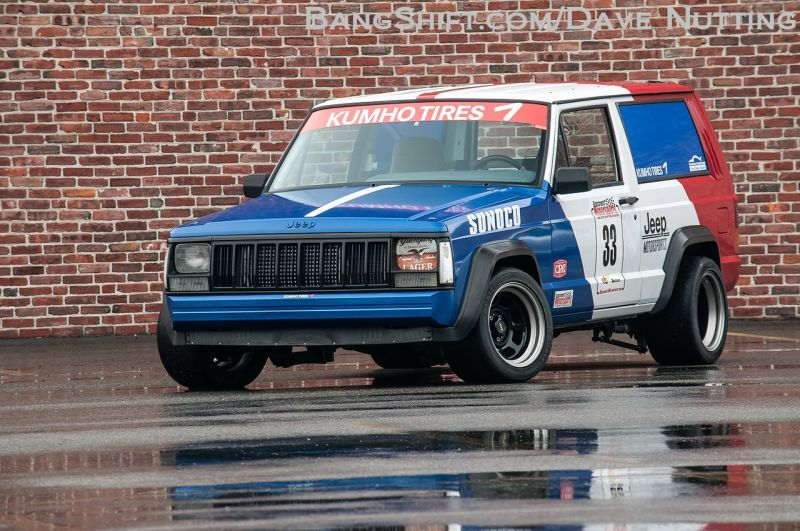 Why The Jeep Comanche Is The Best Autocross Truck Money Can Buy
