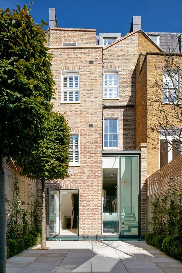 Oliver Morgan Architects Interior Design Belgravia Doors