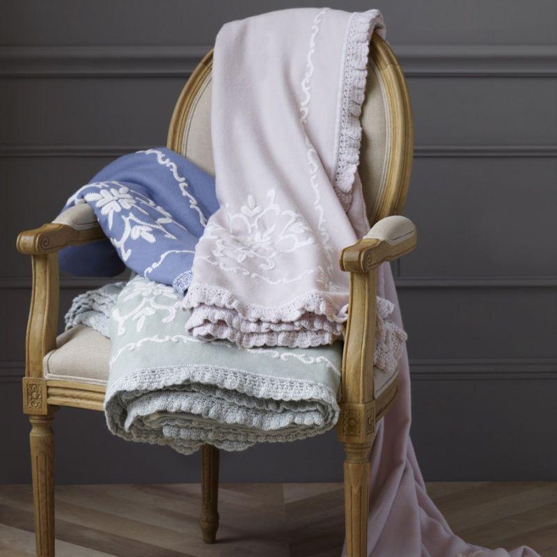 SFERRA Bellavere Blanket Covers