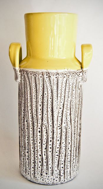 Retro Pottery Stunning West German Vases Love The Texturing But