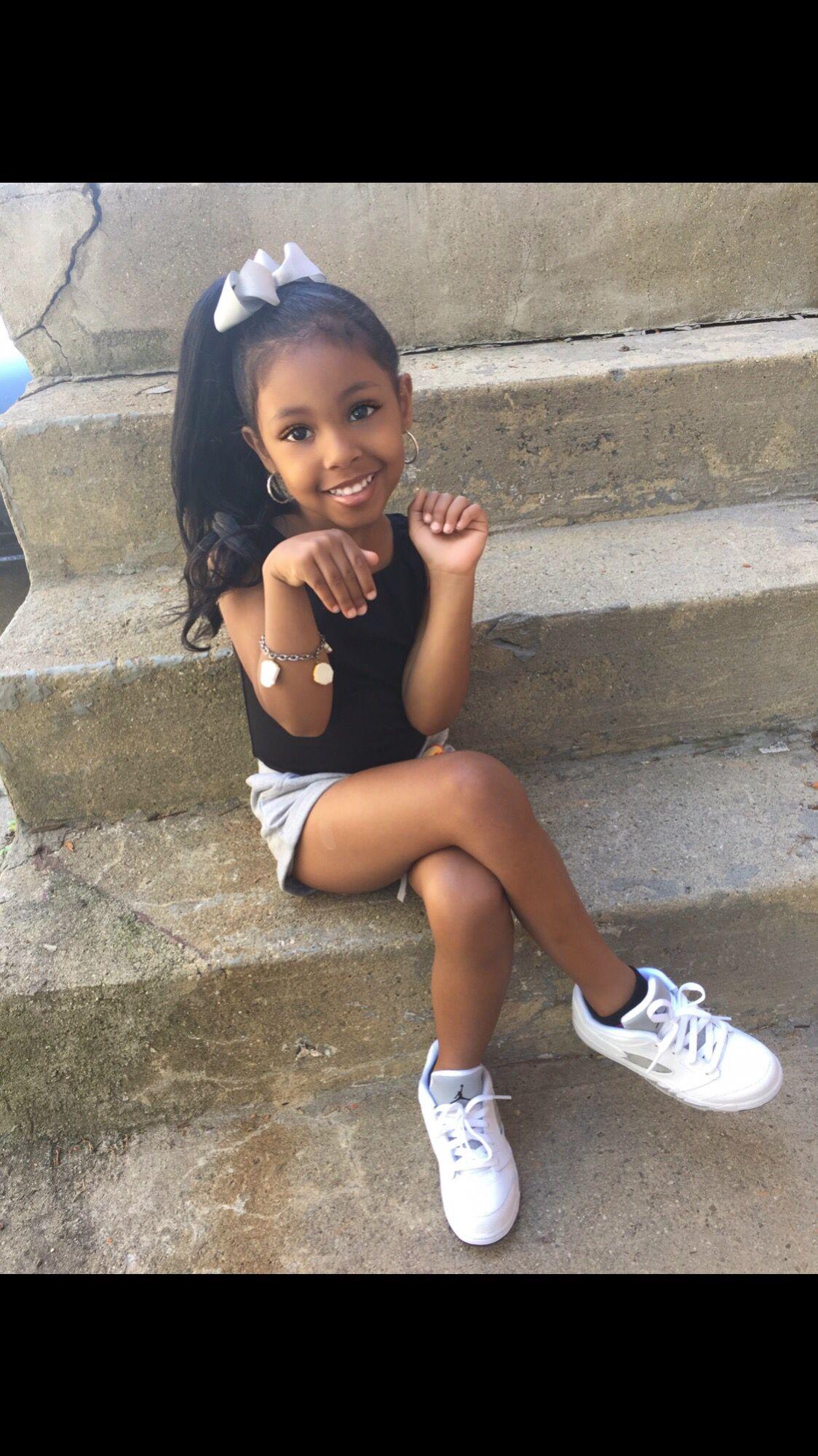 Mixed Hair Beautiful Black Baby Cute Mixed Kids