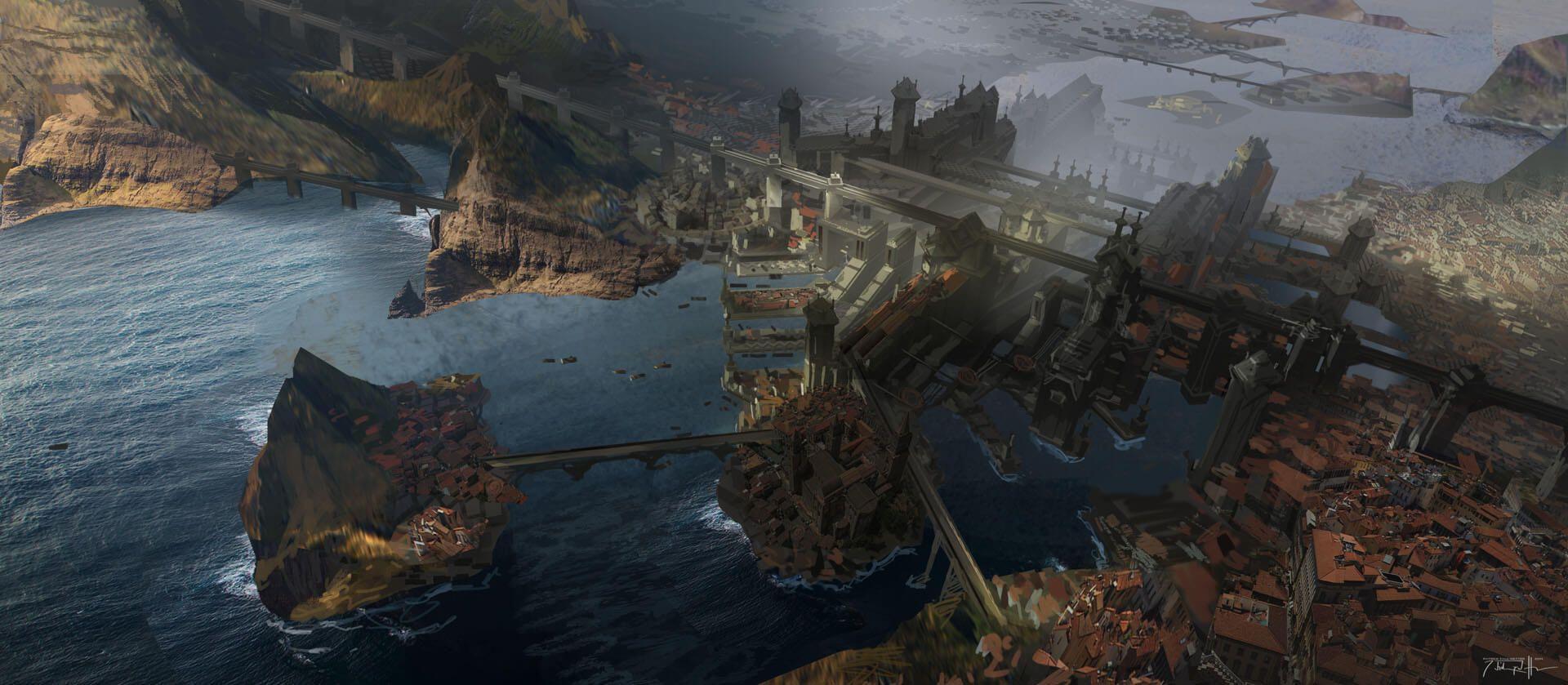 Map of Runeterra - Universe - League of Legends | Art | Pinterest ...