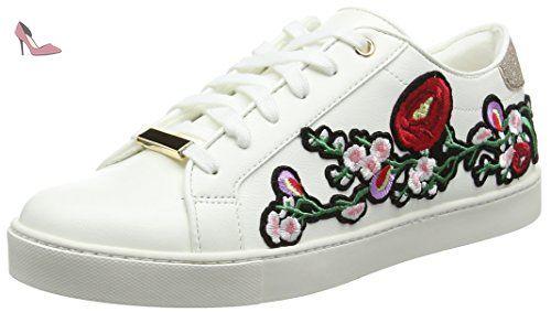 Femme Chaussures Blanc Kinza Aldo 38 Qpifq Basses OZTkwXiPu