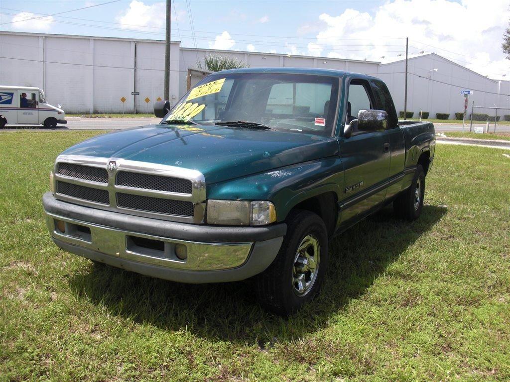 97 Dodge Ram 1500 Di 2020